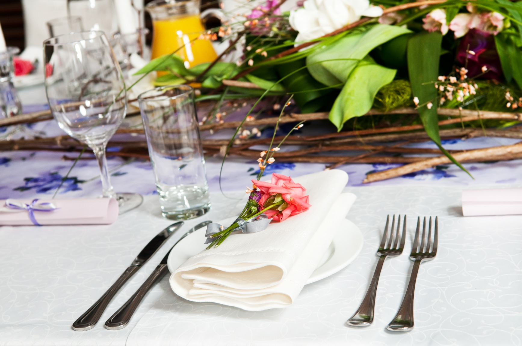 Tall Order Wedding Catering gloucestershire